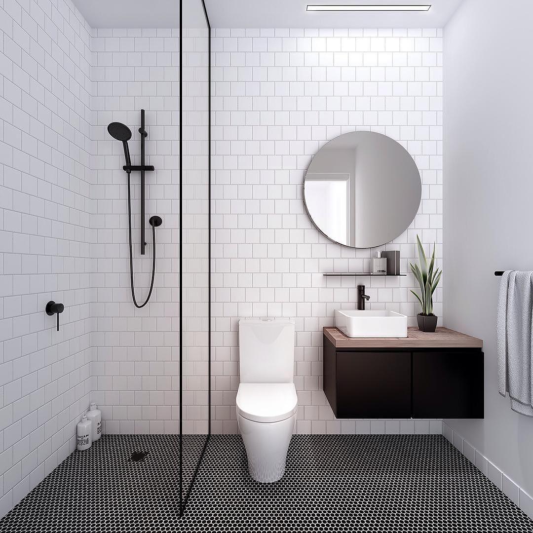 Fab Bathroom With A Masculine Edge Trendy Bathroom Small