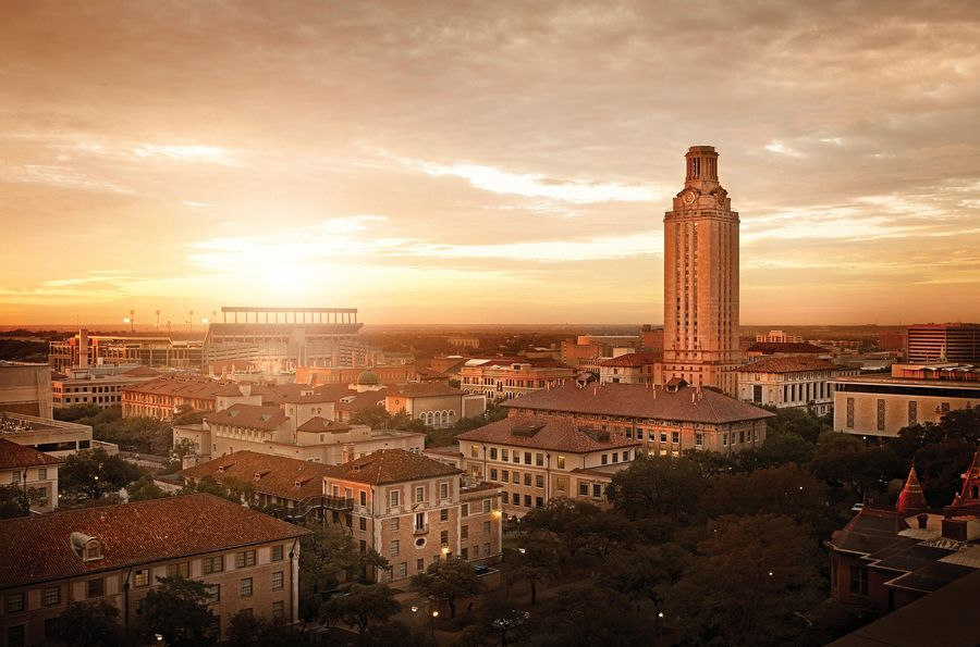 University of Texas is a integral part of the Austin