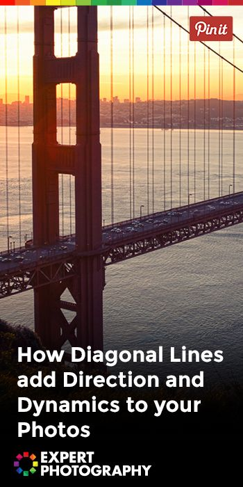 How Diagonal Lines add Direction and Dynamics to your Photos » Expert Photography