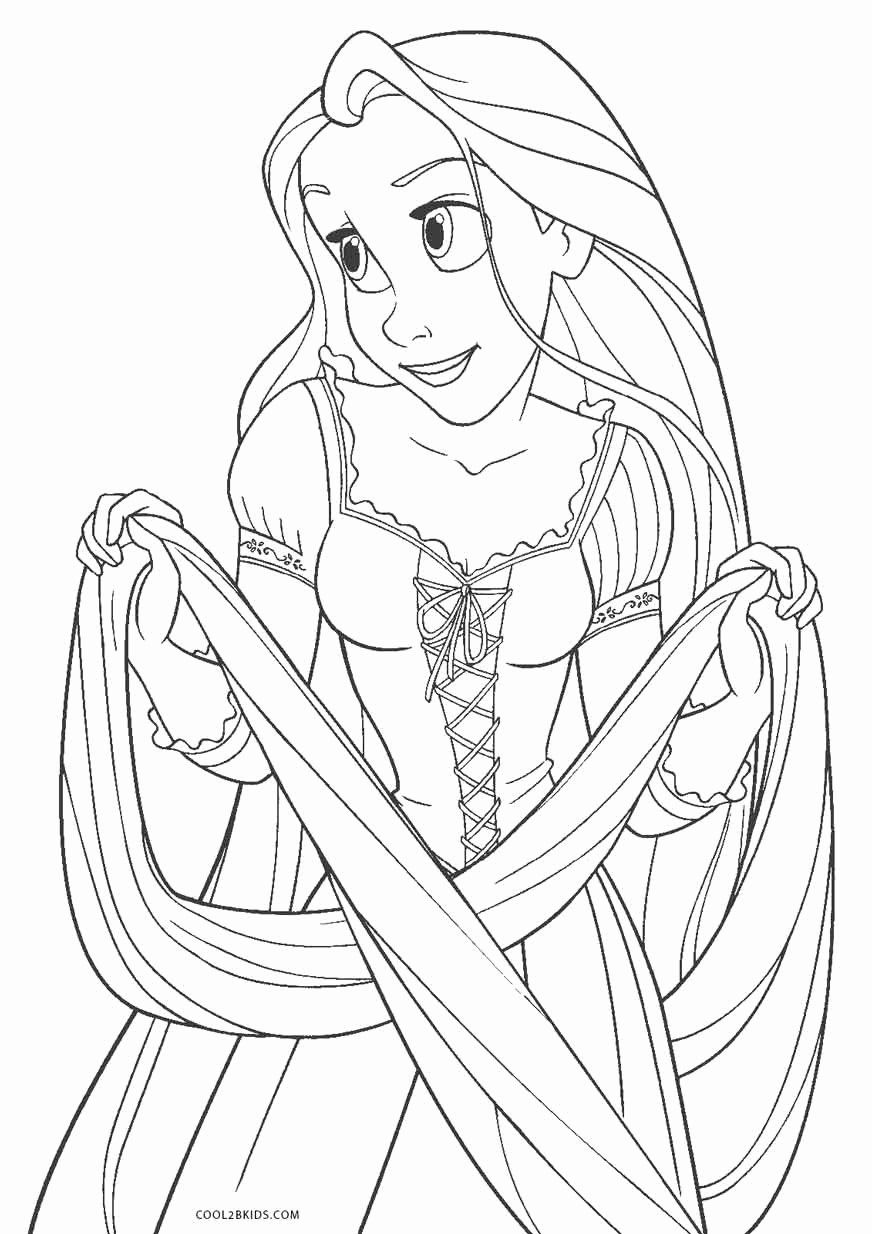 Www Coloring Pages Com Inspirational Free Printable Tangled Coloring Pages For Kids Tangled Coloring Pages Coloring Pages Online Coloring Pages