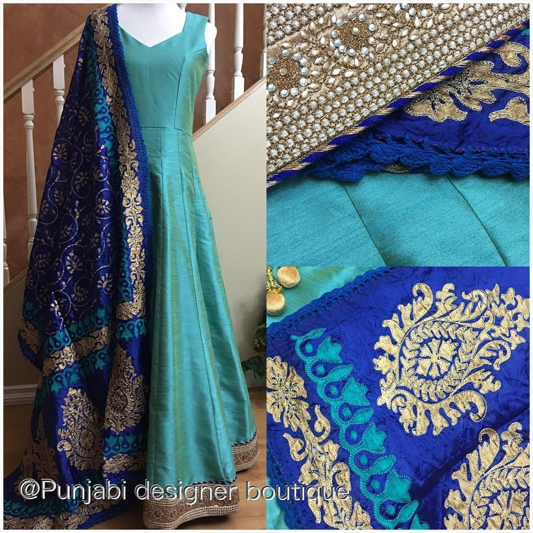 Punjabi Designer Boutique (@punjabi_designer_boutique