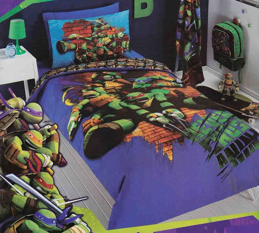 Teenage Mutant Ninja Turtles Twin Comforter Set Tmnt Bedding Bedding Sets Twin Comforter Sets