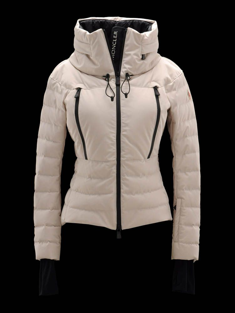 12c9e30f7 Moncler Grenoble Isere Womens Insulated Ski Jacket | Colorado ...
