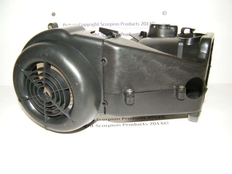 Scooter Cooling Fan Engine Shroud Gy6 150cc Cooling Shroud Chinese Scooter Parts Scooter Parts 150cc Scooter Scooter
