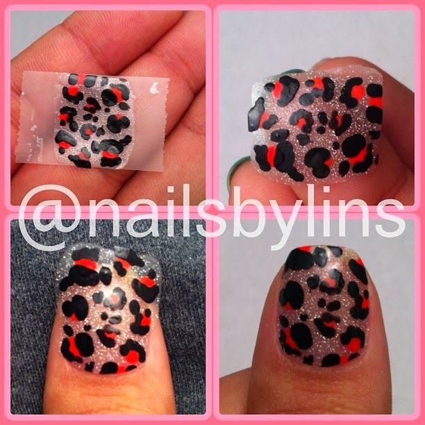 Make your own nail polish stickers! | Nails | Pinterest | Nail ...