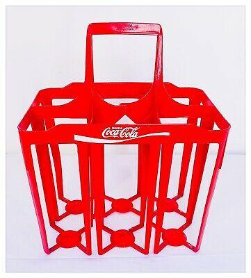 Vintage Advertising Object COCA COLA Plastic Bottle Holder …