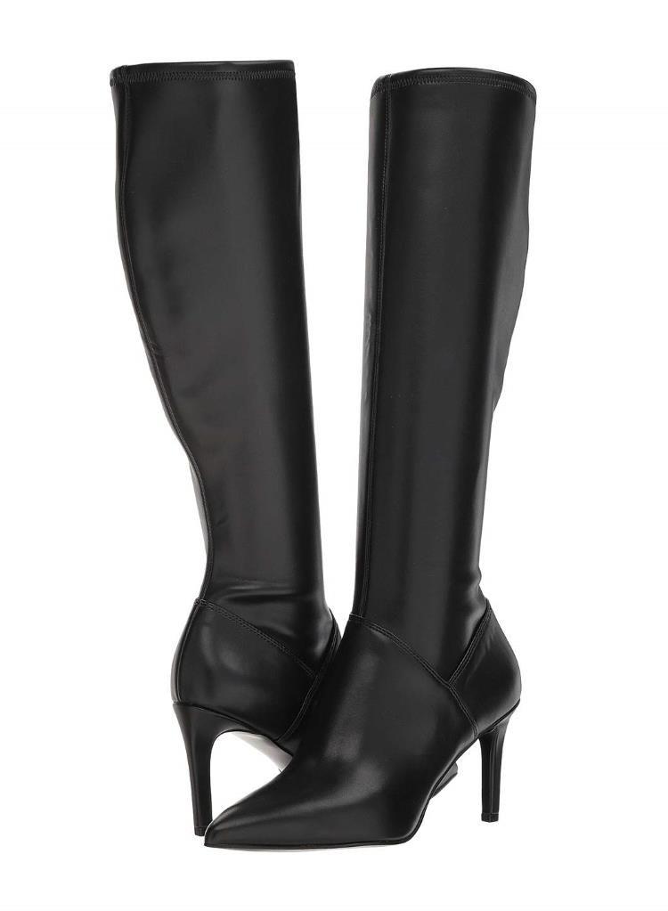 vegan knee boots