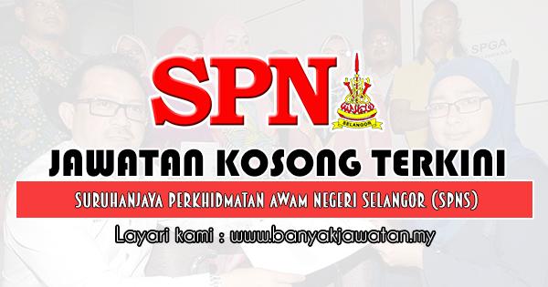 Jawatan Kosong Di Suruhanjaya Perkhidmatan Awam Negeri Selangor Spns 24 Mac 2019