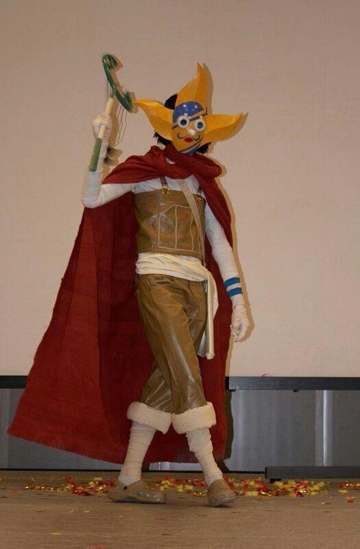One Piece Cosplay Usopp As Sogeking Shhhh It S Secret The Only