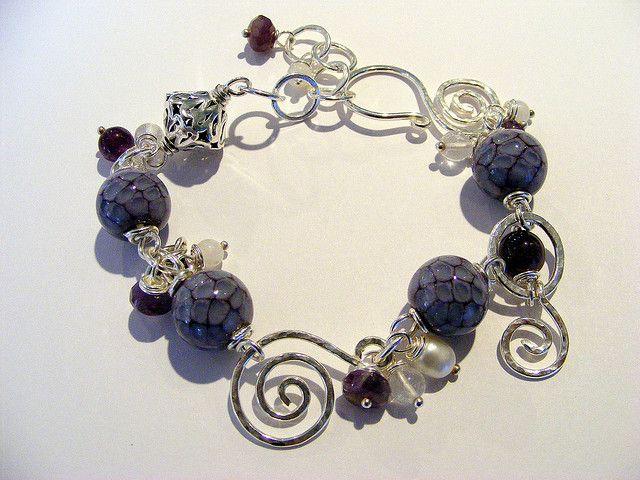Blackberry Dream by Silver Storm Jewellery