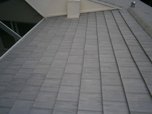 This Miami Fl Concrete Tile Roof Needed A Reroofing Project Because Of Scuff Marks On The Tiles The Project Not Only Consis Concrete Tiles Reroofing Concrete