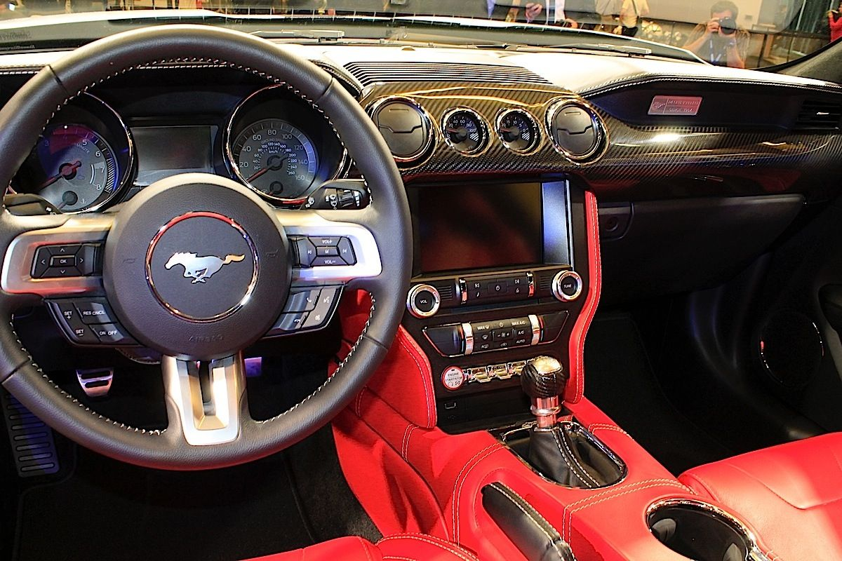 Ford mustang rocket interior google search