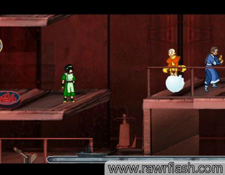 Jogos Do Avatar Aang Avatar Fuga Dos Elementos Avatar Games Jogos Jogo Do Avatar Jogos Online Jogos