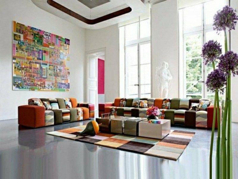 50 Ideen fürs Feng Shui Wohnzimmer | Feng shui wohnzimmer, Feng ...