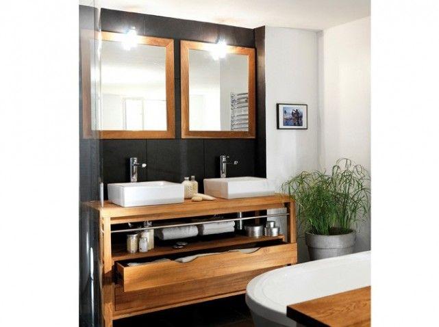45 idées déco pour la salle de bains - Elle Décoration | Salle de ...