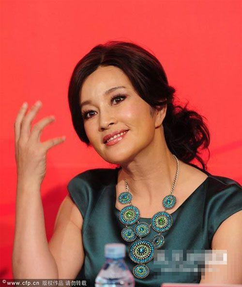 61 year old chinese actress Liu Xiaoqing as young as 30 05 ...