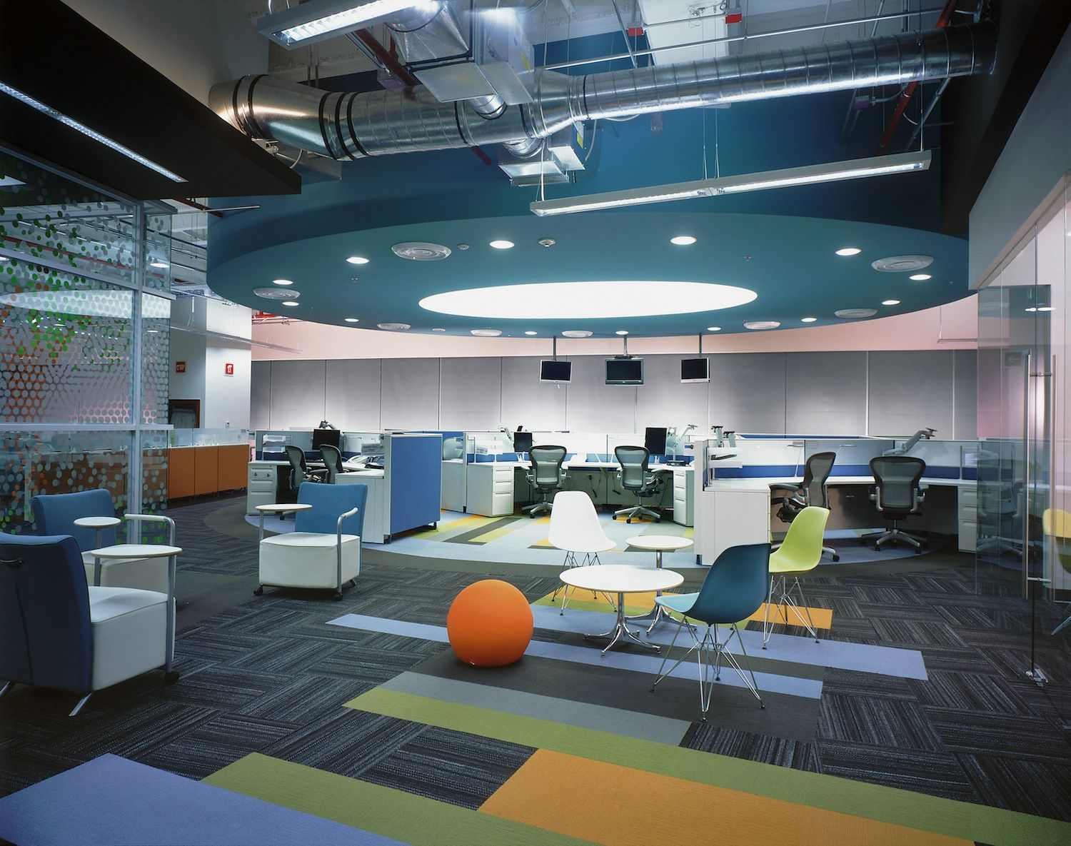 Msn office headquarters interior design