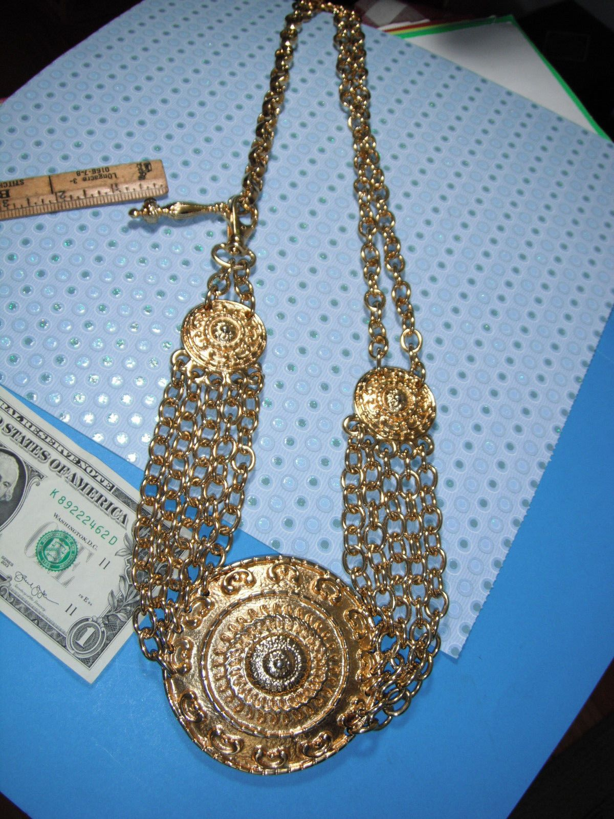 pendant medallion filigree matte large listing fullxfull hittite gold il pendants unique tribal