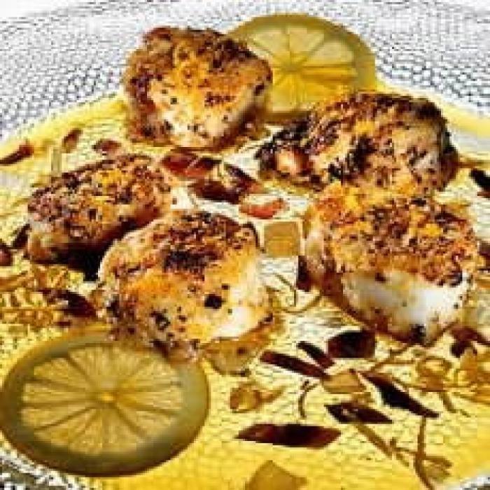 Monk Fish Recipe Sauces