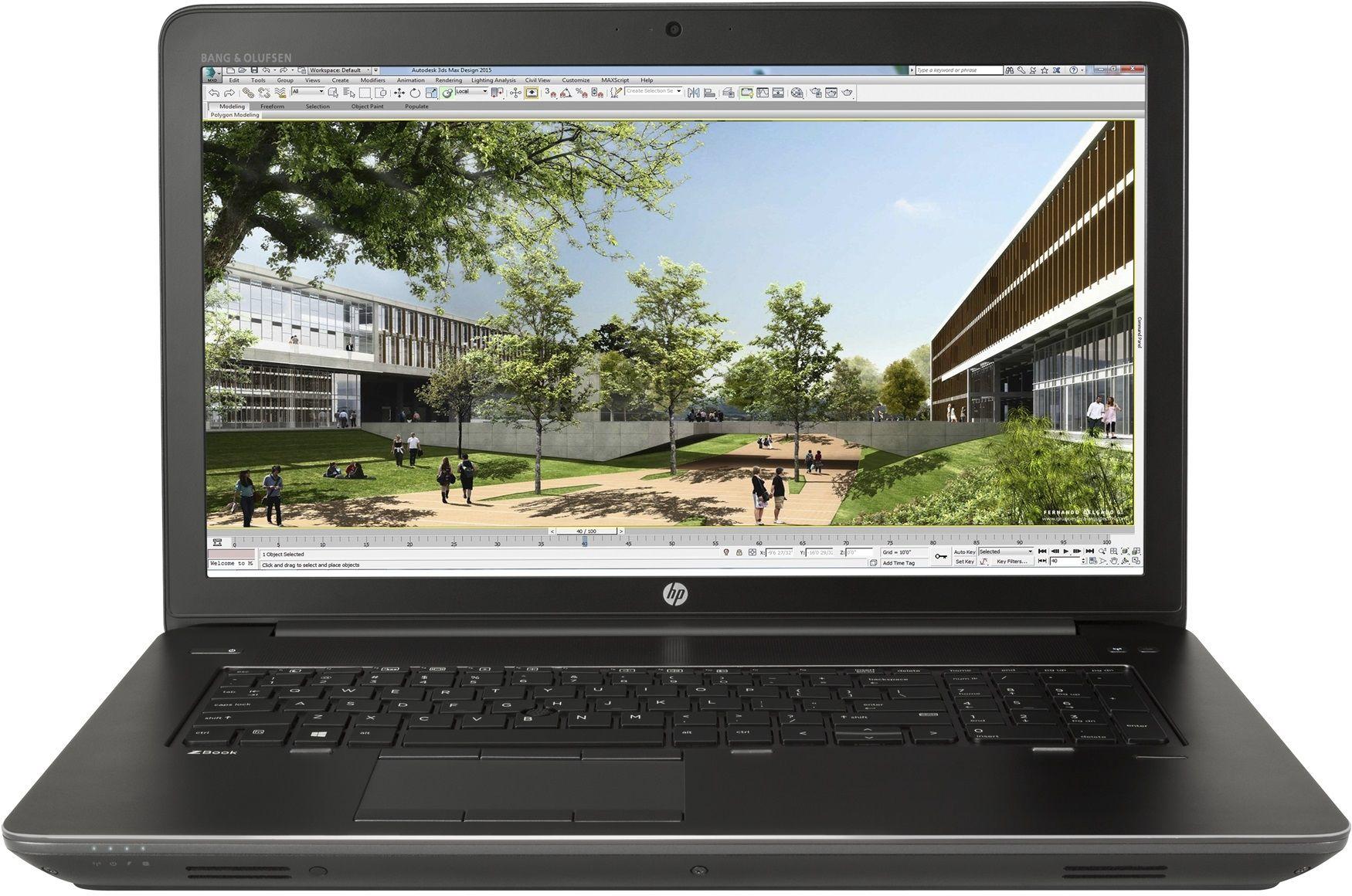 Laptop Hp Zbook 15 G4 15 6 Fhd Uwva I7 7700hq 16gb Ram 512gb