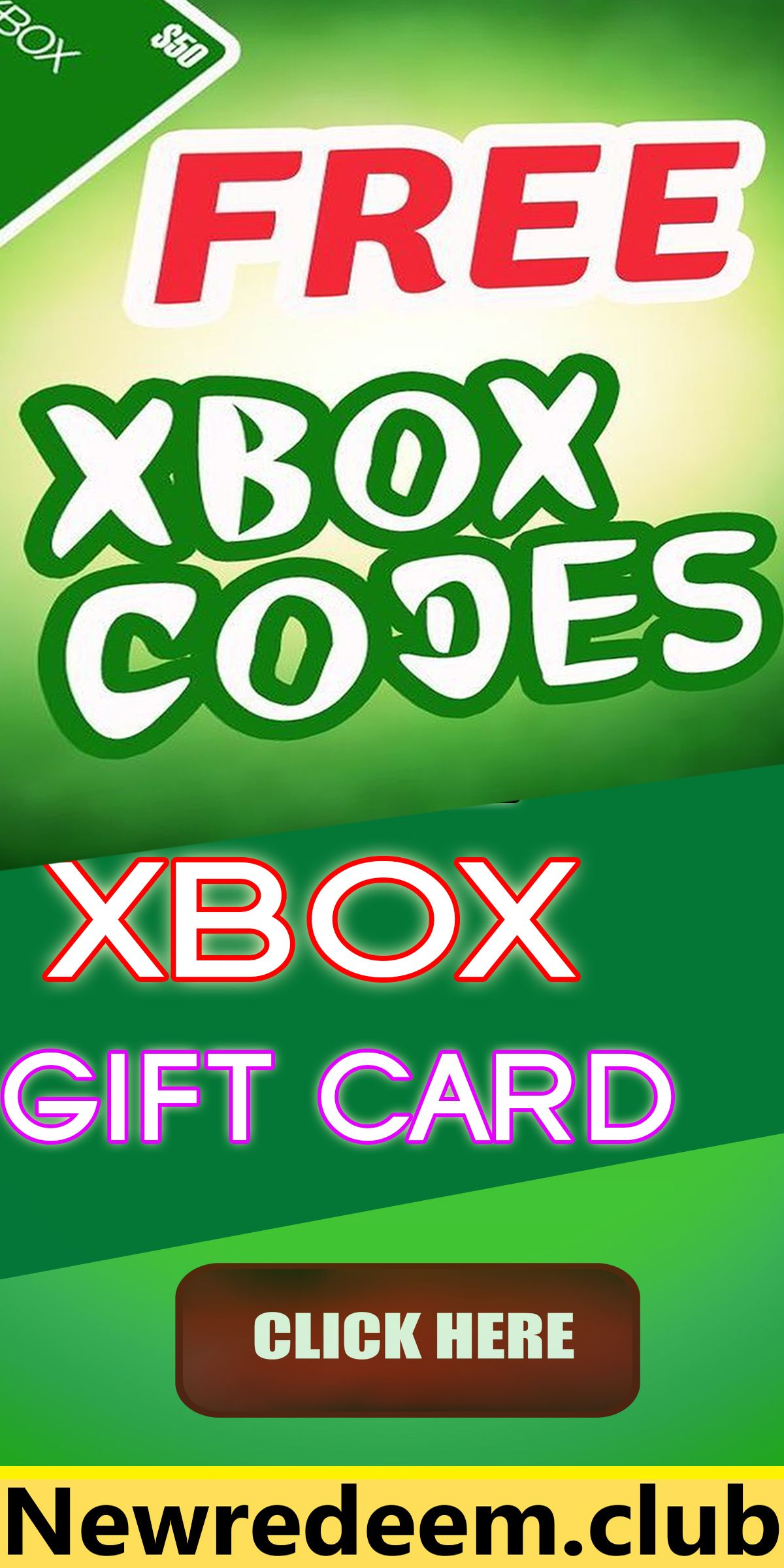 Free xbox live gold codes - xbox gift card codes generator ...
