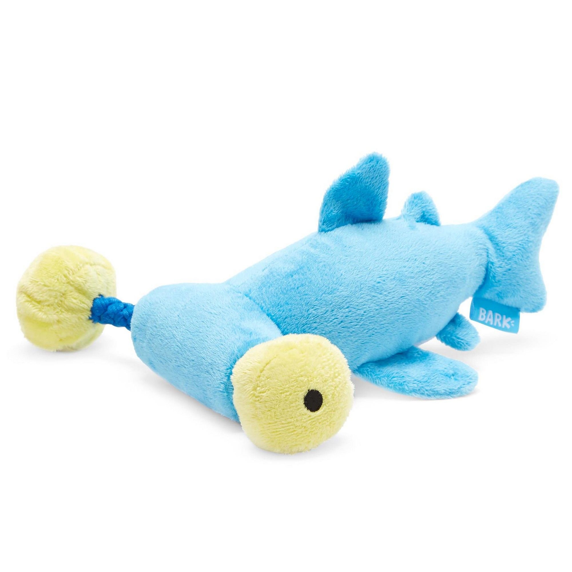 Bark Hammerhead Shark Dog Toy Hammerin Hank The Shark Adult