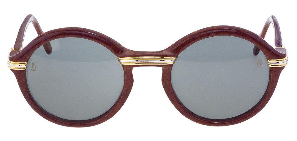0dbde67ec3fc9 Cartier Cabriolet Sunglasses