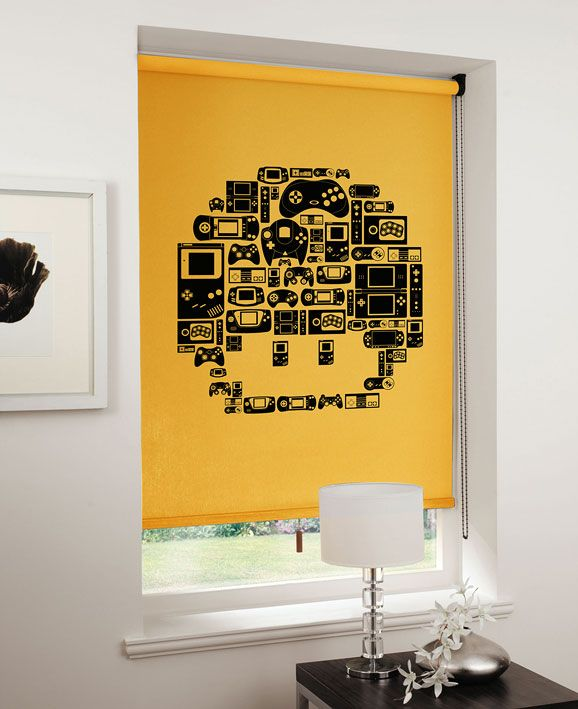 Possible man-cave blinds. A few to choose from =] | Game Room ...