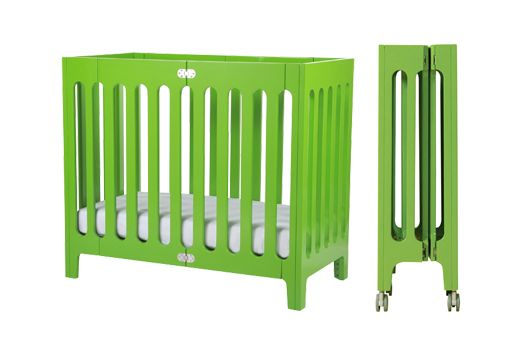 Modern Foldable Cot-Crib for Small Living Spaces – Alma by Bloom ...