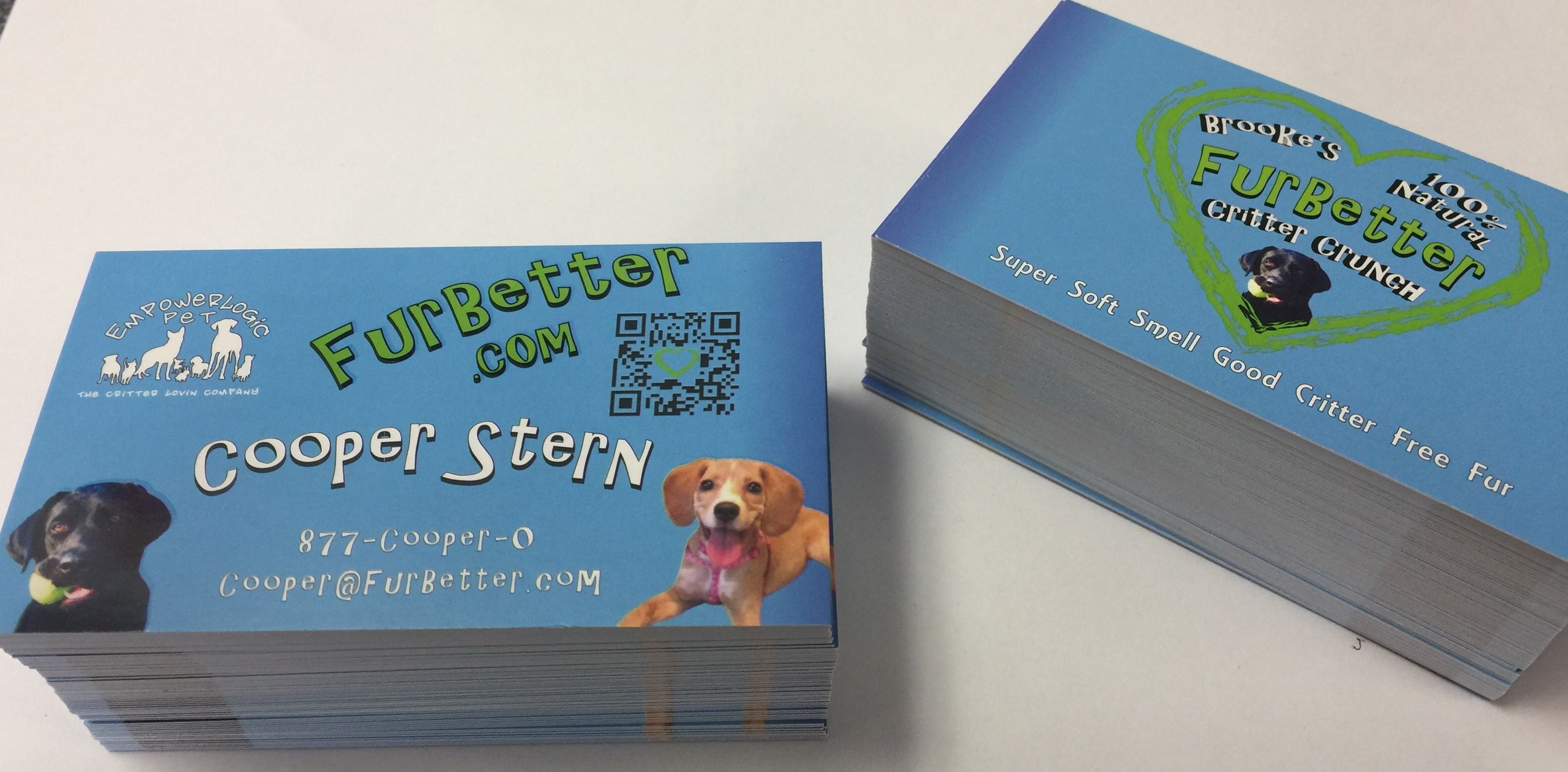 Matte Business Cards with Spot UV | Business Cards | Pinterest ...
