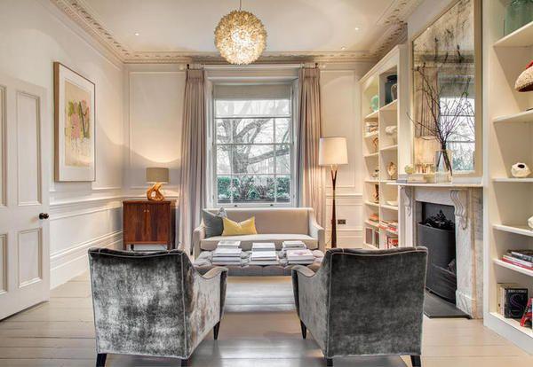 Le 5 case di lusso pi belle di sempre elle decor italia for Interni case classiche