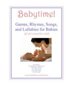 Fun nursery rhymes and activities to do with your little one.