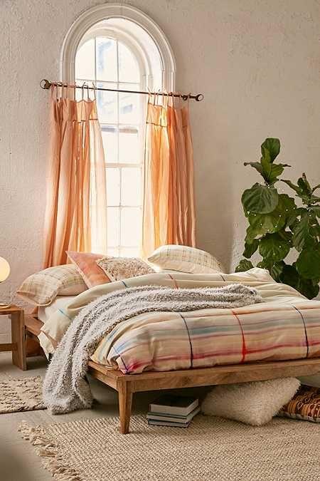 Best Bohemian Platform Bed Bedroom Decor Platform Bed Bed 400 x 300