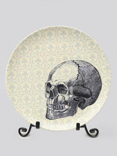 Skull Plate - Gypsy Warrior