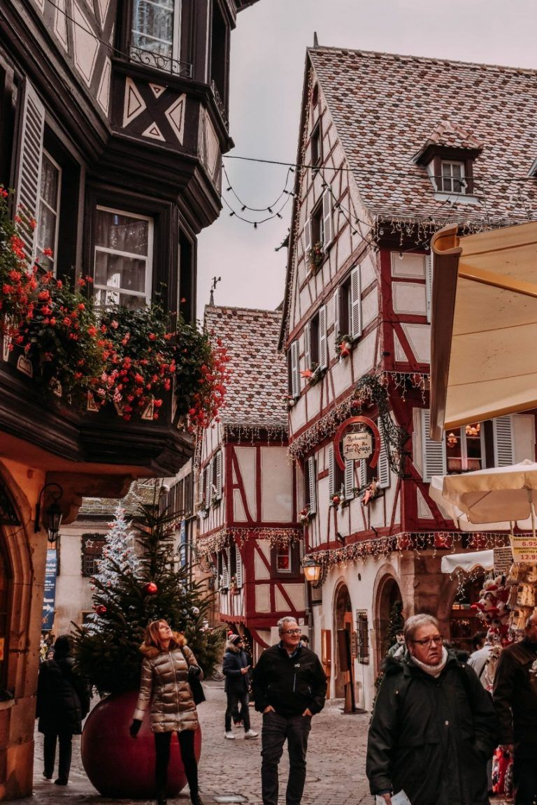 The 11 Best Christmas Markets in France