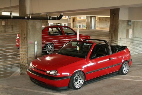 Mk3 cabrio