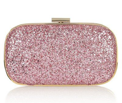 3c5210a867b0 Yves Saint Laurent  Swarovski Crystal-Embellished Satin Clutch- perfect  white evening clutch