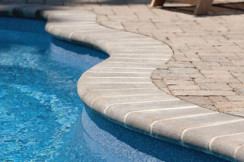 Pin By Christie Whiting On 247 Dustin Lane Pool Coping Pool Remodel Pool Decks