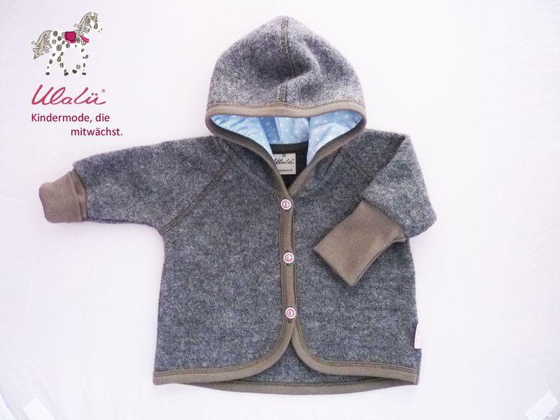 Jacken - Baby Trachten Jacke 62 - ein Designerstück von Ulalue-Kinderdinge bei DaWanda