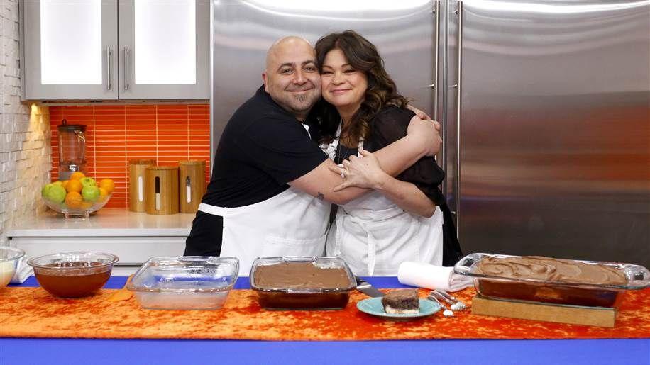 Valerie Bertinelli S Sicilian Love Cake Recipe Marshmallow Cake Duff Goldman The Duff