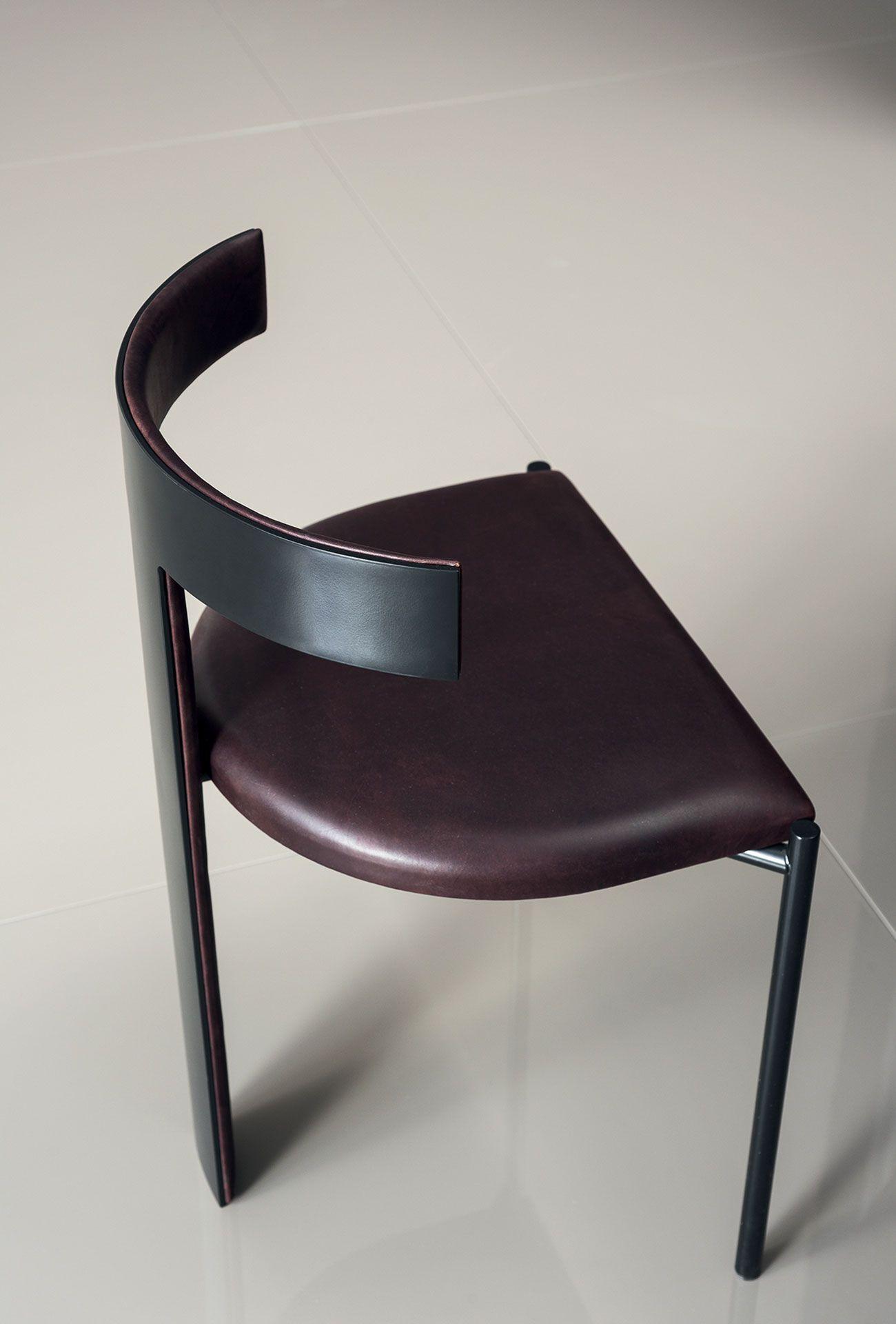 SEDIA IN PELLE ZEFIR | Baxter | 【单椅】 en 2019 | Chair ...