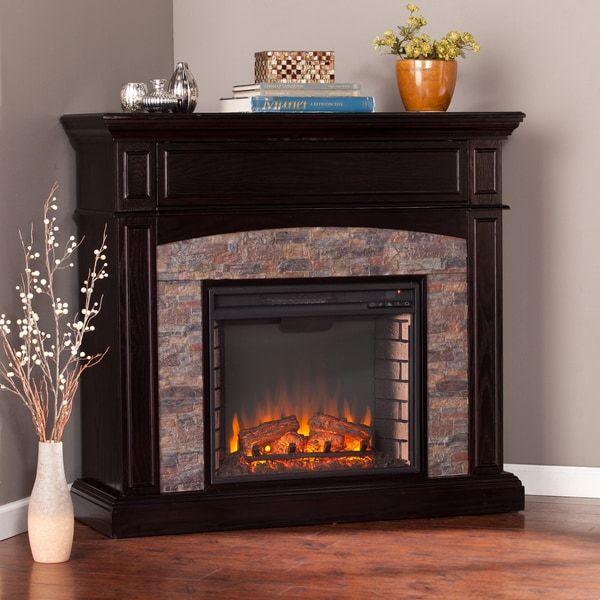 Propane fireplace and Corner fireplace mantels