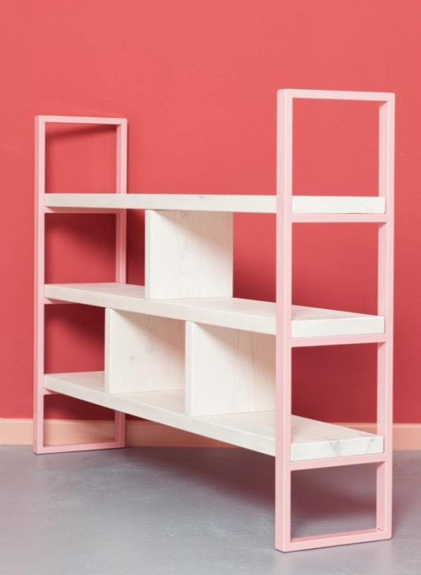 JOHANENLIES SUSTEREN Rosa mini - Regal | Neuheiten | Pinterest