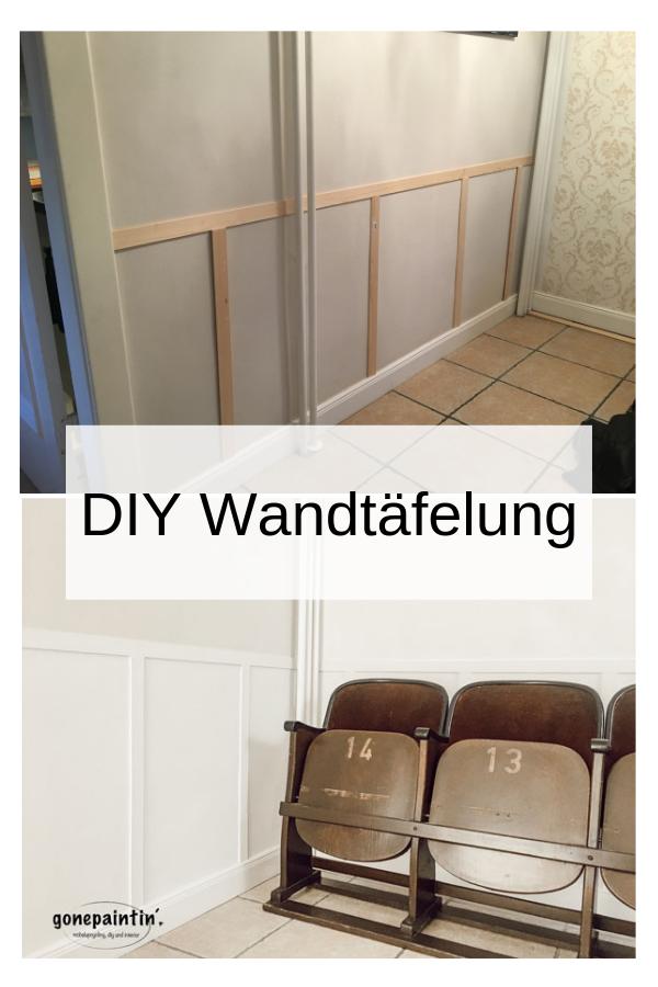 Wie Man Eine Wand Mit Holzkassetten Aufwertet Wandvertafelung Wandgestaltung Innenausstattung