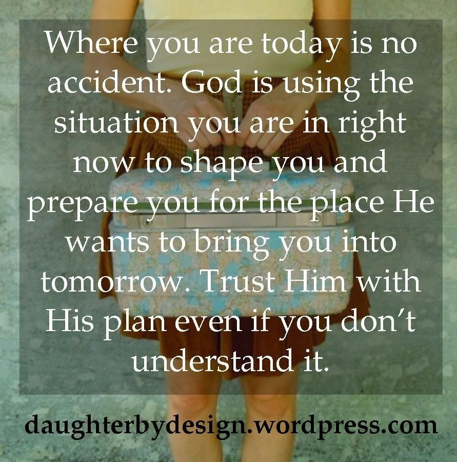 Quotes about God's Plan (148 quotes)
