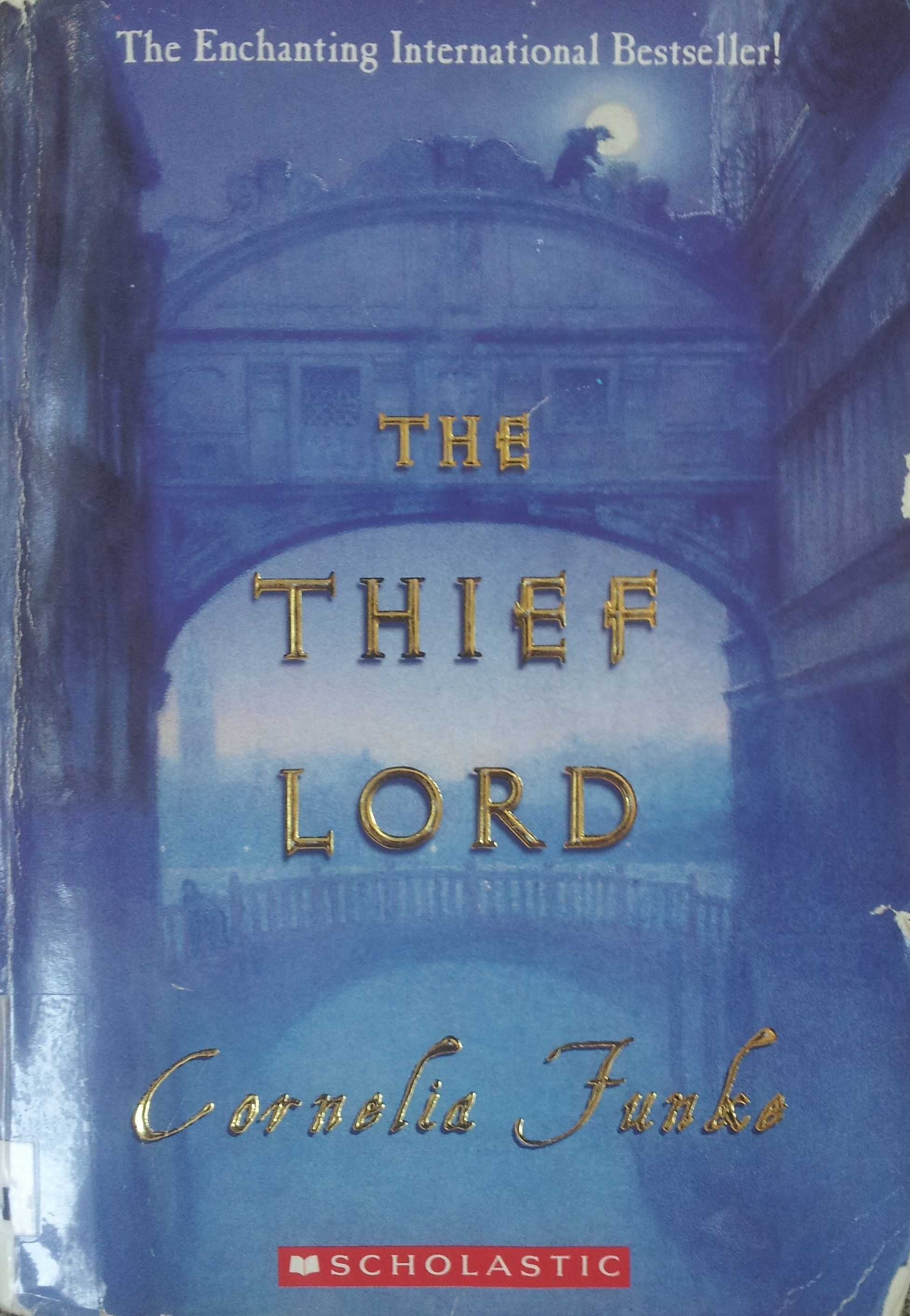 Quick Book Review The Thief Lord by Cornelia Funke