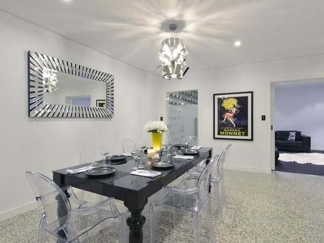 Love This Dining Roomopen Plan Off The Kitchen  Loungethe Fair Walk Through Dining Room Inspiration