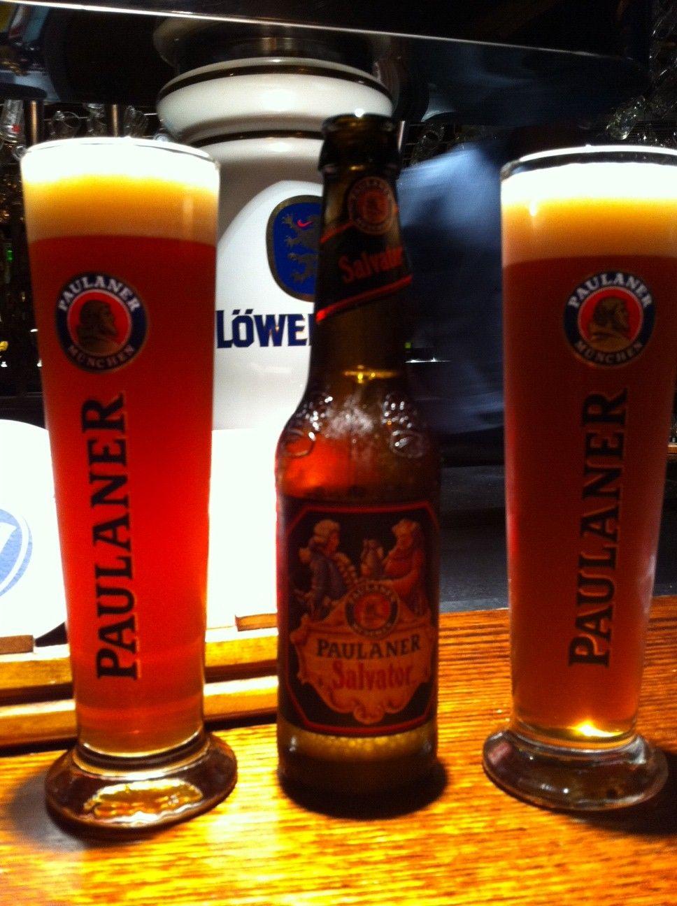 Paulaner Salvator Beer Collection Beer Pub Sour Beer