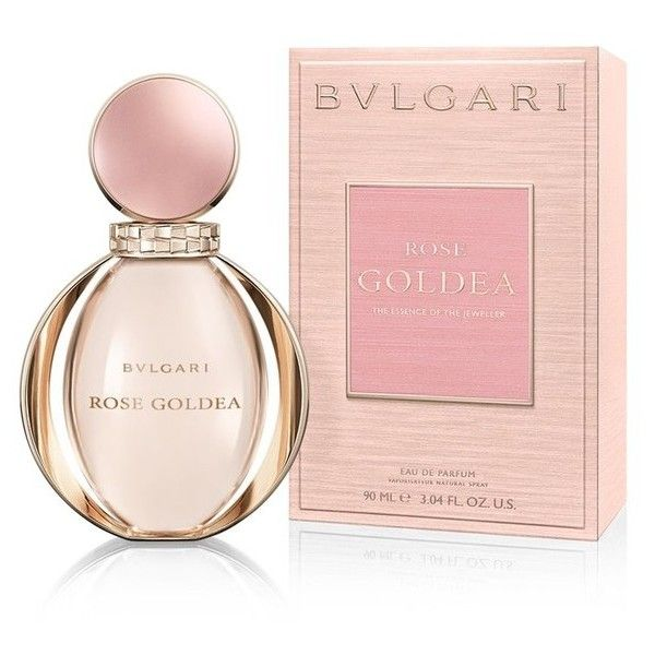 Bulgari Rose Goldea Fragrance (355 BRL) ❤ liked on Polyvore featuring beauty products, fragrance, beauty, gold, bulgari perfume, bulgari and bulgari fragrance
