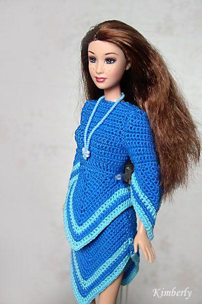 Bildergebnis Für Barbie Jacke Stricken Barbiekleidung Pinterest